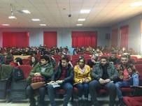 SELÇUKLULAR - Şaphane Meslek Yüksekokulu'nda 'Dilimiz Kimliğimizdir' Konulu Konferans