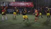 YENIÇERILER - Şehit Oğuz Özgür Çevik Turnuvası'nda Finalin Adı Belli Oldu