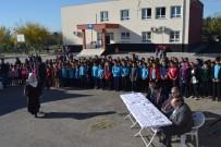 GÜNERİ KÖYÜ - Şehit Polis Memurunun Adının Verildiği Okul Açıldı