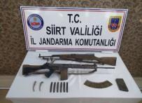 RUSYA - Siirt'te Rusya Ve Belçika Menşeli Silahlar Ele Geçirildi