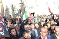 SELAHADDIN EYYUBI - Silvan'dan ABD Ve İsrail'e Tepki