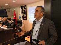 İBRAHIM DEMIR - Söke'de 'İhracatta Devlet Destekleri' Eğitimi