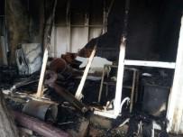 İSTANBUL KARTAL - Tinerle Soba Yakarken Ağır Yaralanan İşçi 17 Günlük Yaşam Mücadelesini Kaybetti
