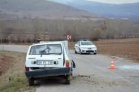 SALIH KARABULUT - Tokat'ta Trafik Kazası Açıklaması 1 Ölü, 5 Yaralı