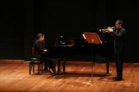 ÇILINGIR - Trompet Bölümü Sınıf Konseri Düzenlendi