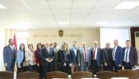 YÜKSEL ÜNAL - TUİOSB'ten Bilgilendirme Toplantısı