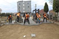 Turgutlu'da Selvilitepe'nin Sokakları Yenileniyor