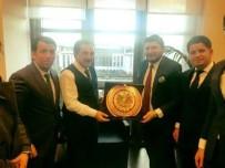 TURKAB'dan Cumhurbaşkanı Başdanışmanlarına Ziyaret
