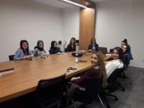 YıLMAZ KAYA - Turkcell Çalışanlarına 'Gebelikte Sağlıklı Beslenme' Eğitimi