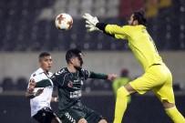 ALI TURAN - UEFA Avrupa Ligi Açıklaması Vitoria Guimaraes Açıklaması 1 - Atiker Konyaspor Açıklaması 1 (Maç Sonucu)