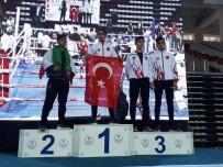 TÜRKIYE MUAY THAI FEDERASYONU - Vanlı Sporculardan 2 Altın Ve 5 Gümüş Madalya