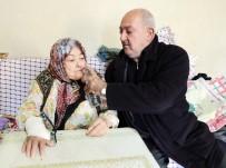 KURUKÖPRÜ - Yaşlı Kadın Son Günlerini Huzurevinde Geçirmek İstiyor