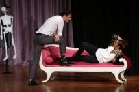 GENÇ KADIN - Yenimahalle'de Tiyatro Keyfi Devam Ediyor