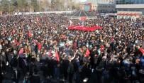 ABDURRAHMAN DİLİPAK - 20 Bin Kişi Kudüs İçin Yürüdü
