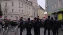 ALI KıLıÇ - ABD'nin Viyana Büyükelçiliği Önünde ''Kudüs Filistin'in Başkentidir'' Protestosu