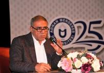 MUSTAFA ASLAN - ADÜ'de Diriliş Konferansları Devam Ediyor