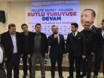 ZEKERİYA BİRKAN - AK Parti Büyükorhan'da Başkanlığa Tüfekçi Seçildi