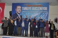 YAŞAR İSMAİL GEDÜZ - AK Parti Kırkağaç Gençlik Kolları Kongresi Yapıldı