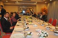 AK Parti Mardin Milletvekili Ceyda Bölünmez Çankırı Basın Mensupları İle Bir Araya Geldi