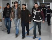 Aksaray'daki Uyuşturucu Operasyonunda 4 Afgan Tutuklandı
