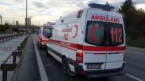 Anadolu Otoyolu'nda Trafik Kazası Açıklaması 4 Yaralı
