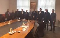 KANAAT ÖNDERLERİ - ANHAK-DER'den AK Parti'ye Ziyaret
