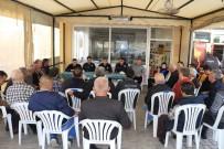İŞ KADINI - Antalya Emniyeti'nden Huzur Toplantıları