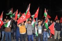 SULTANAHMET CAMII - Ayasofya Meydanı'nda İsrail Protestosu