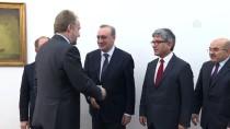SARAYBOSNA ÜNİVERSİTESİ - Başbakan Yardımcısı Akdağ, Saraybosna'da Türklerle Bir Araya Geldi