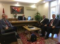 Başkan Uysal Karayollarından 3 Kavşak Müjdesi Aldı