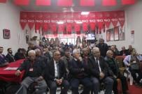 İBRAHIM KARA - CHP Alaşehir Kongresi Yapıldı