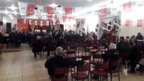 METİN LÜTFİ BAYDAR - CHP Kuşadası İlçe Kongresi Yapıldı
