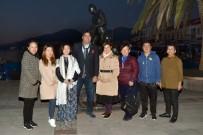 İZMIR TICARET ODASı - Çinli Medya Temsilcileri Foça'yı Tanıdı
