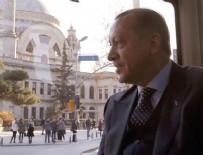 TÜRKIYE İHRACATÇıLAR MECLISI - Cumhurbaşkanı Erdoğan Elektrikli Otobüsle Yolculuk Yaptı