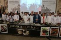 GÖBEKLİTEPE - Dünyaca Ünlü Şefler Şanlıurfa Mutfağında Buluştu