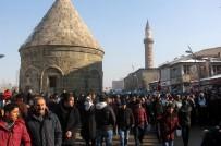 ABDURRAHMAN DİLİPAK - Erzurum'da 20 Bin Kişi Kudüs İçin Yürüdü