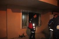Ev Yangını Büyümeden Söndürüldü