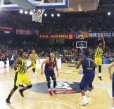 BARCELONA - Fenerbahçe Doğuş Barca'yı Deplasmanda Devirdi