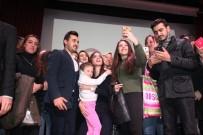 NAZLI ÇELİK - Gazeteci Nazlı Çelik, Hatay'da Üniversiteli Öğrencilerle Bir Araya Geldi