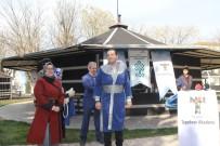 HARUN KARACAN - Geleneksel Türk Okçuluğu Sanat Atölyesi Projesi Sergisi Açıldı