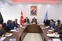 İlçe Milli Eğitim Müdürleri İstişare Toplantısı Söğüt'te Yapıldı