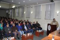 TÜRKIYE FıRıNCıLAR FEDERASYONU - Isparta'da Fırıncılara Hijyen Eğitimi