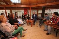 KARŞIYAKA BELEDİYESİ - Karşıyakalıların İkinci Evi 'Mahalle Merkezleri'