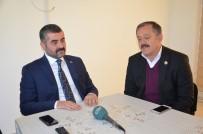 MHP'den Yeşilyurt Muhtarlar Derneğine Ziyaret