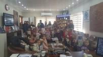 SAĞLIKLI YAŞAM - Minik Öğrencilerden Pazaryeri Belediyesi'ne Ziyaret