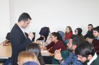 İLKAY - Mondelez International Yöneticilerinden SAÜ'lü Öğrencilere Seminer