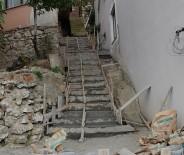 KURUÇEŞME - Osmangazi'den Uludağ Yamaçlarındaki Mahallelere Ulaşım Hizmeti