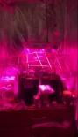 HINT KENEVIRI - Polis Yatak Odasında Hint Keneviri Bahçesi Buldu