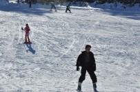 YAĞAN - Sarıkamış'ta Kayak Sezonu Açıldı