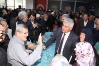 MUSTAFA ÖZ - Serik'te Umre Yolcuları Dualarla Uğurlandı